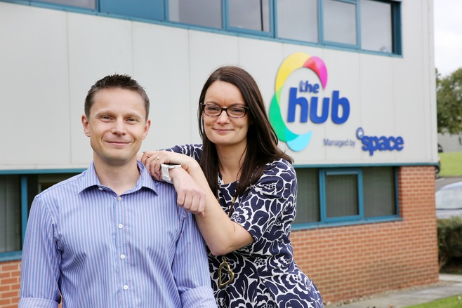 Accountancy firm calculates bright future at The Hub