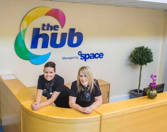 Nicola and Lindsay appointed to help manage Hub Washington